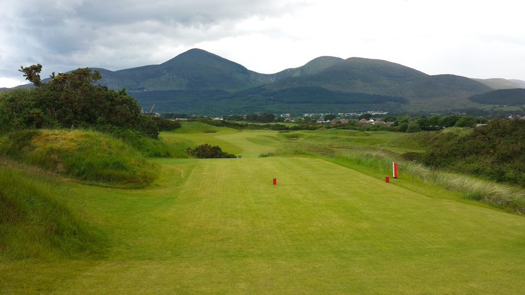 favorite Irish golf vacation