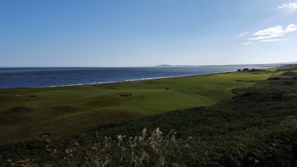 East of Ireland Golf Vacations