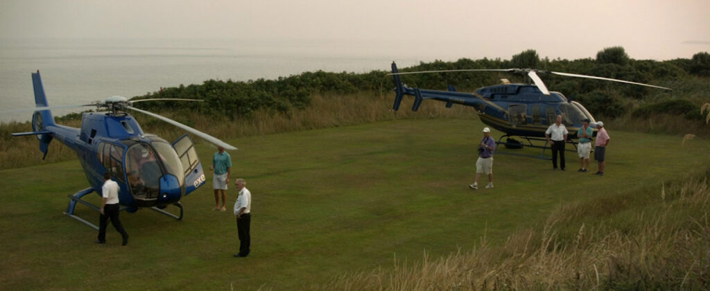Heli Golf Ireland