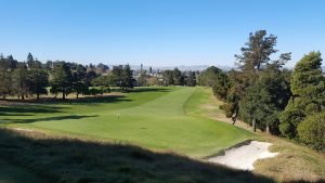 Claremont Country Club 6th Hole