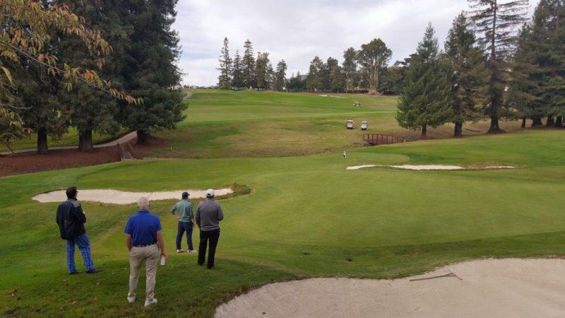Claremont Country Club, Alister Mackenzie