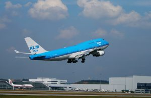 New flights by KLM to Inverness