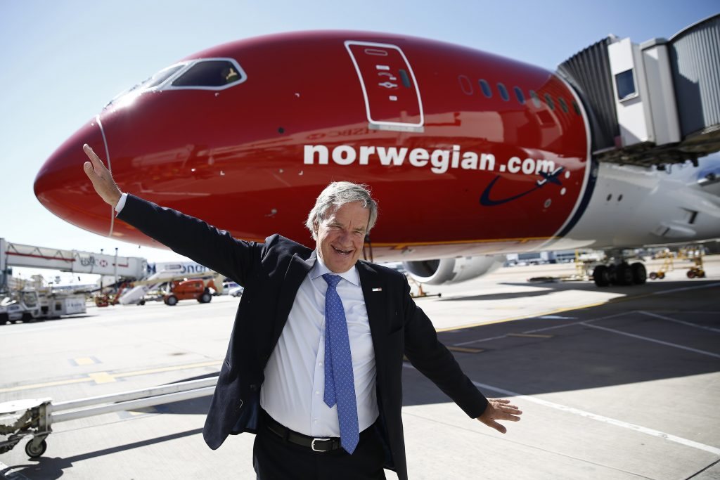 Norwegian Airlines From Rhode Island To Ireland