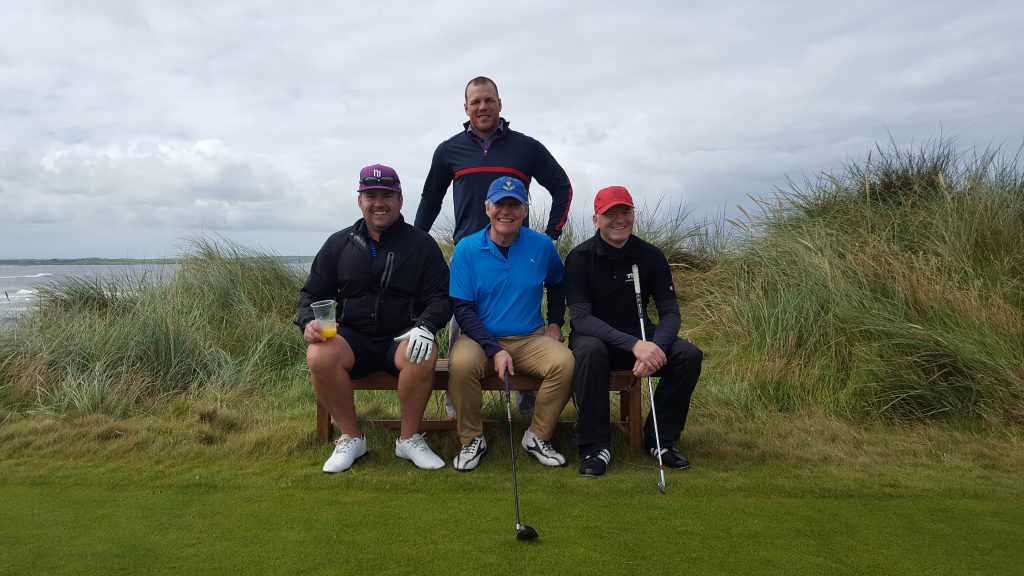Popular Irish Golf Tours 2018
