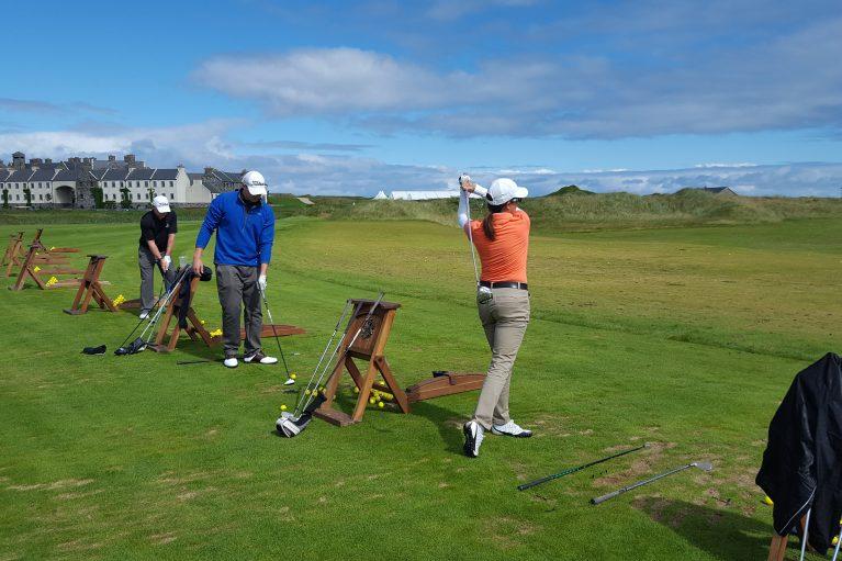 Fun times with Irish Golf Tee times, Couples Golf Trip Ireland 2019