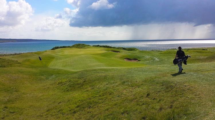 Top 3 irish golf holes