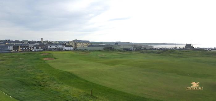 Golf Southwest of Ireland, Waterville Golf Links, Lahinch Golf Club, Cork Golf Club, Old Head Golf Links.