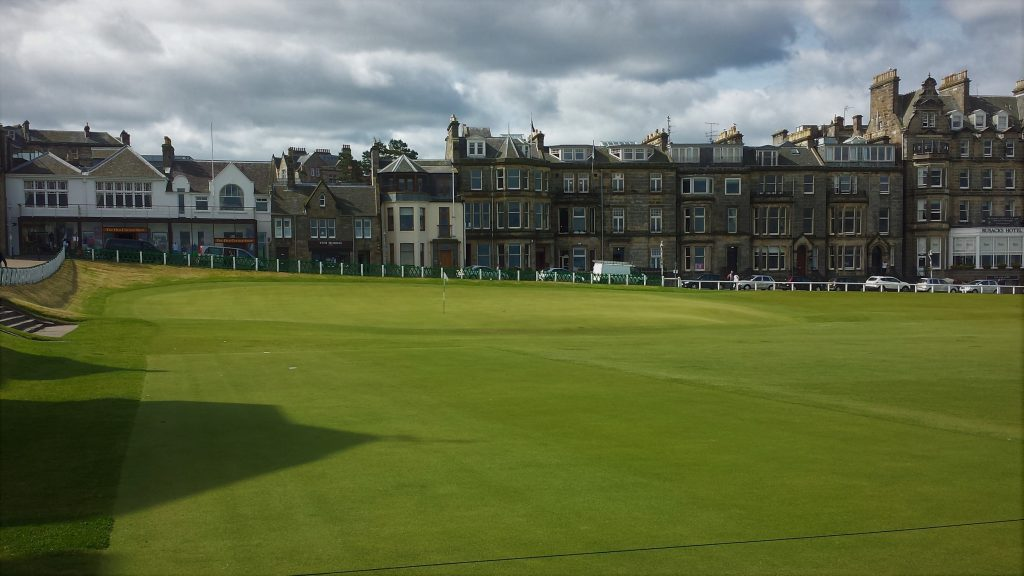 St Andrews, Scotland. Golf Tour reviews 2019.