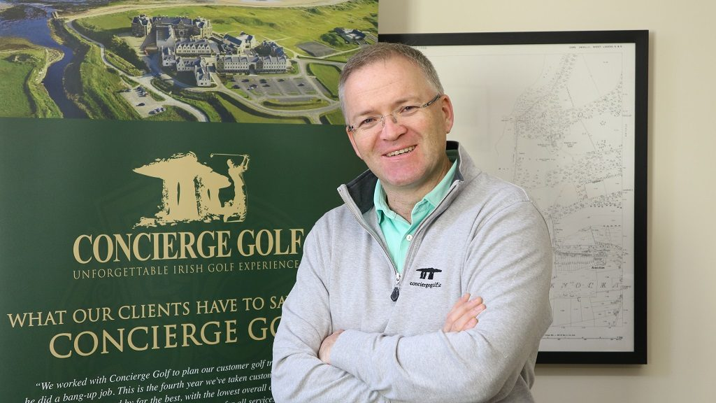 Contact Concierge Golf Ireland | Irish Golf Vacations