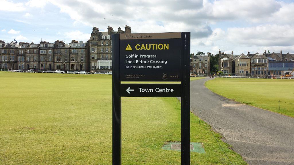 Scottish Golf St Andrews