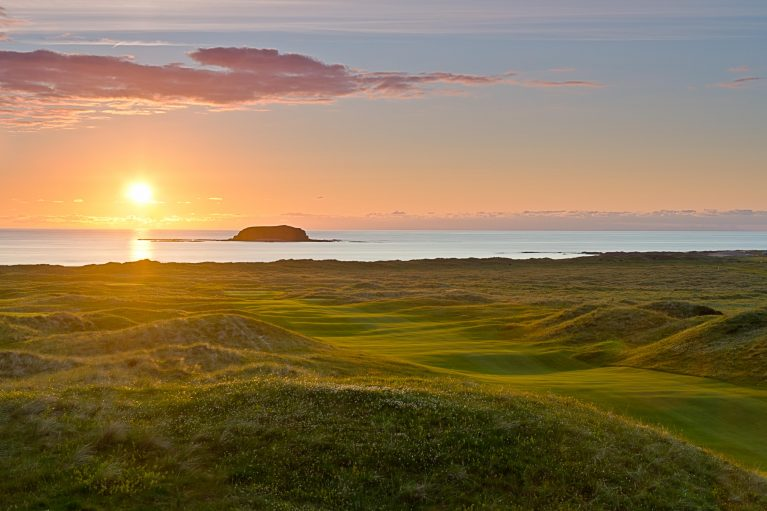Golf Ireland in October 2019
