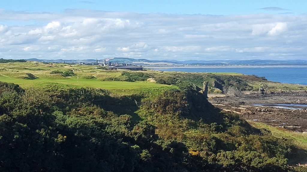 The Castle Course at St Andrews