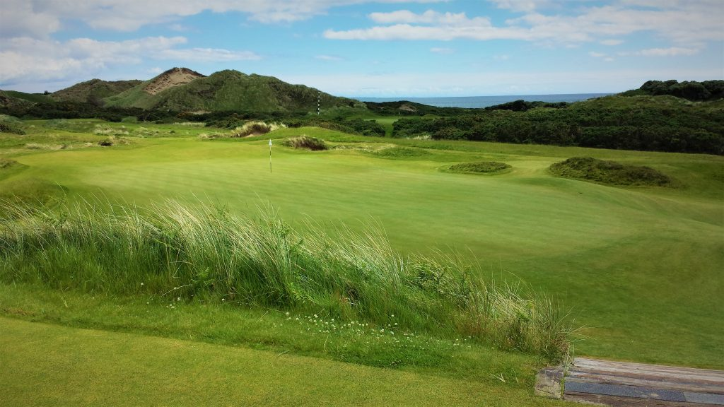 Northern Ireland golf courses, Royal County Down