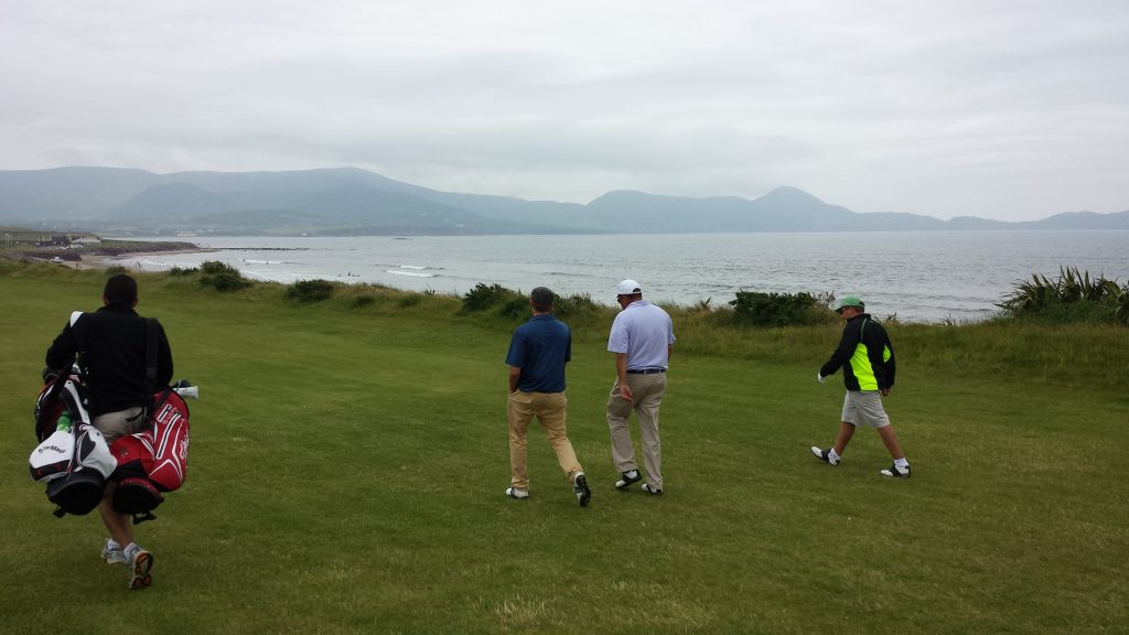 Father's Day, Golfing Ireland