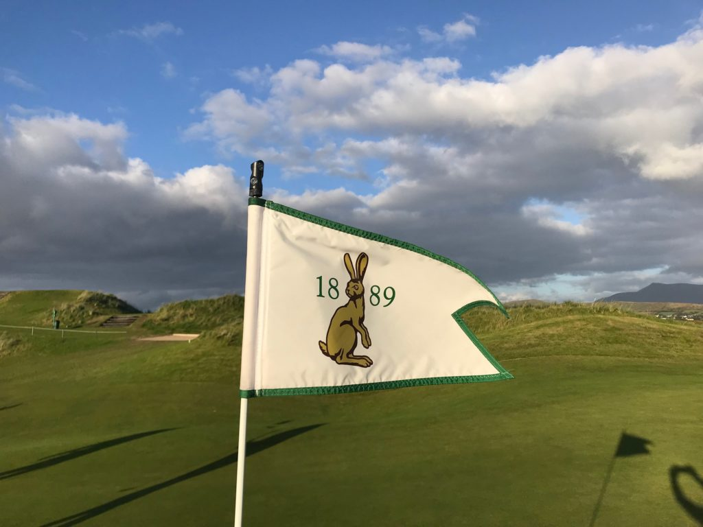 Irish Golf Tour Operators, Helicopter Golf Trip Ireland