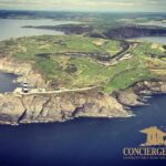 Helicopter Golf Trip Ireland