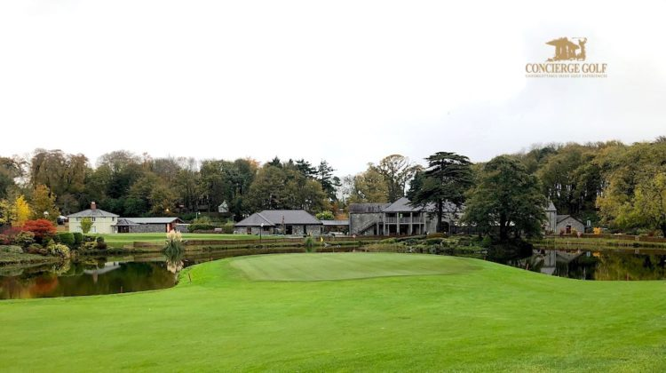 Golf Courses Cork Ireland, Fota Island Golf resort