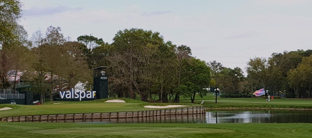 Where is the Valspar Championship Played