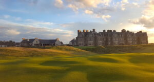 Golf Southwest or Ireland, Trump Doonbeg