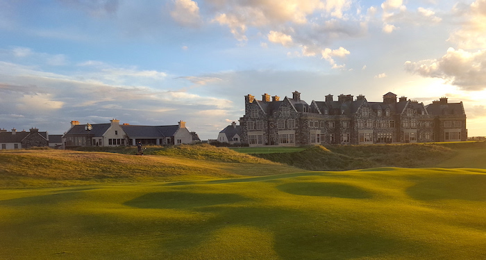 Golf Southwest or Ireland, Trump Doonbeg, Couples Golf Sightseeing in Ireland tour