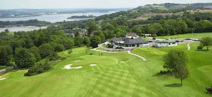 Golfing in Cork, Douglas Golf Club