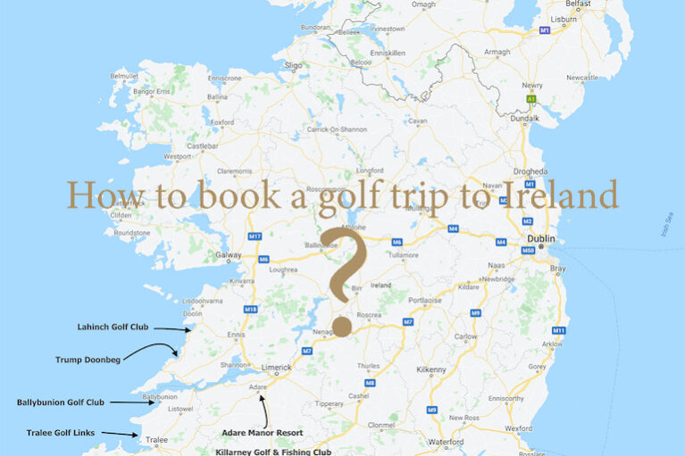 Planning an Ireland Golf Trip
