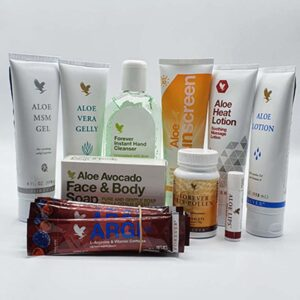 Concierge Golf Ireland Forever Living Travel Pack