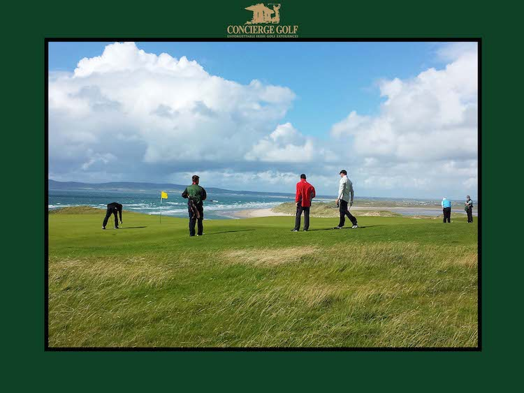 Couples golf Ireland Tralee   Ireland Golf Trips Couples