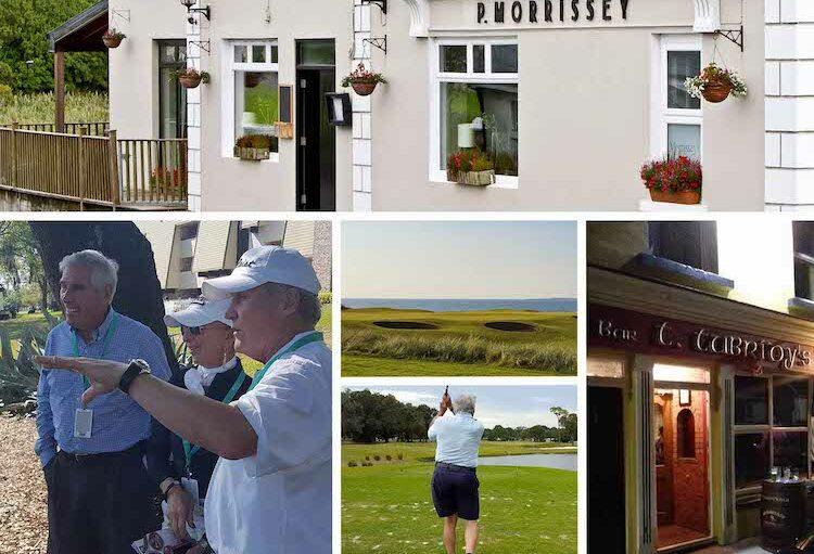 The Last Swing, Ed Tovey, Concierge Golf Ireland